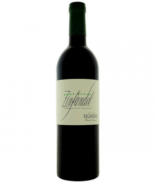 2013 Seghesio Home Ranch Zinfandel 750ml