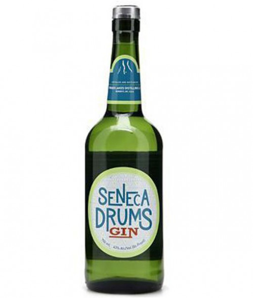 Finger Lakes Distilling Seneca Drums Gin 750Ml