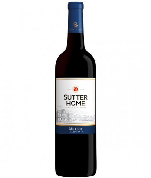 Sutter Home Merlot Nv