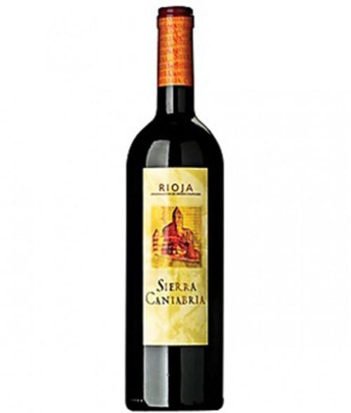 2015 Sierra Cantabria Tinto Rioja
