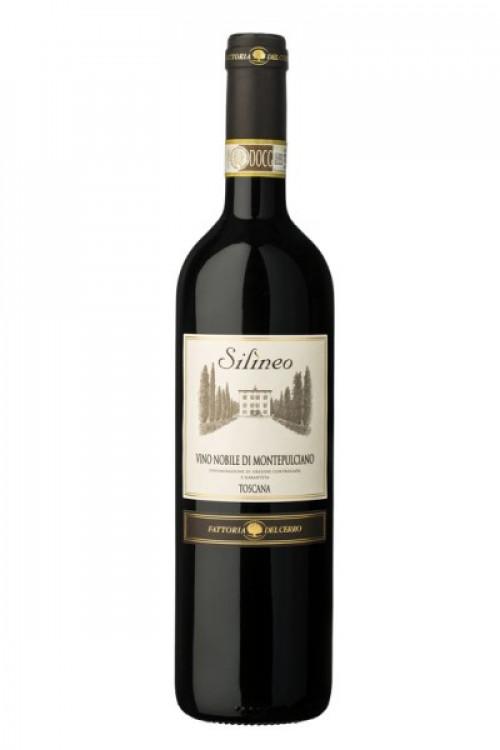 2017 Fattoria Del Cerro Silineo Vino Nobile Di Montepulciano 750ml