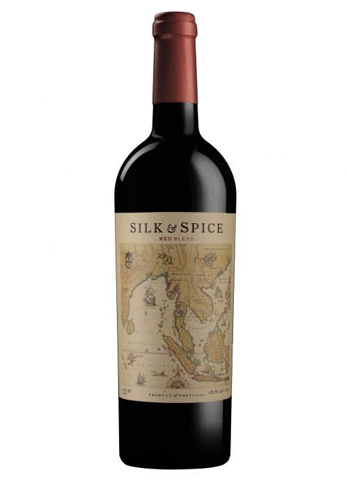 2018 Silk & Spice Red Blend 750ml