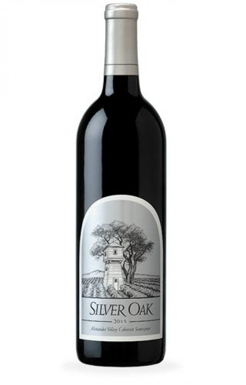 2015 Silver Oak Alexander Valley Cabernet Sauvignon 750Ml
