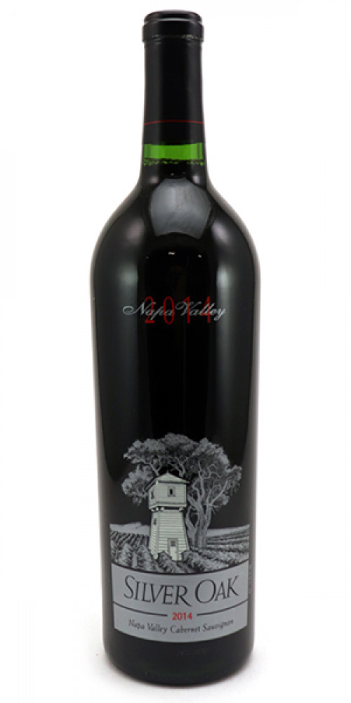 2015 Silver Oak Napa Valley Cabernet Sauvignon 750ml