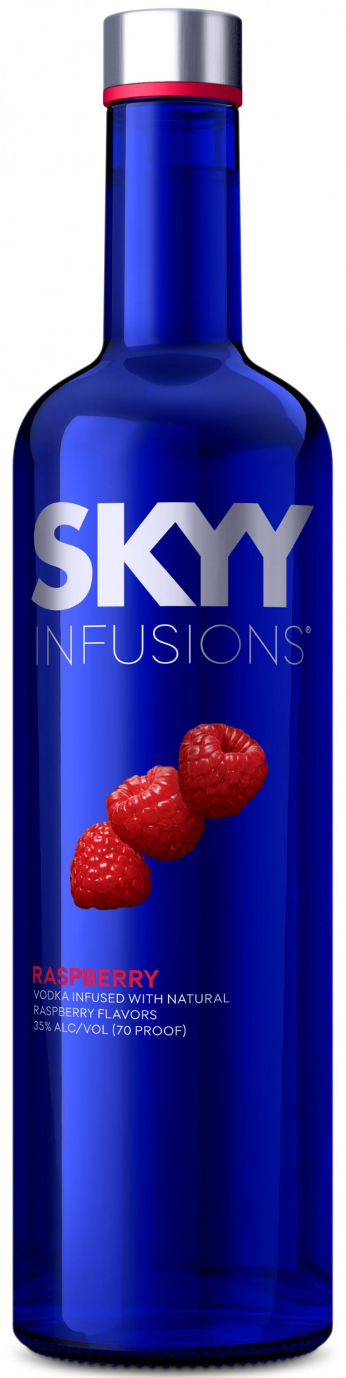 Skyy Infused Raspberry 1L