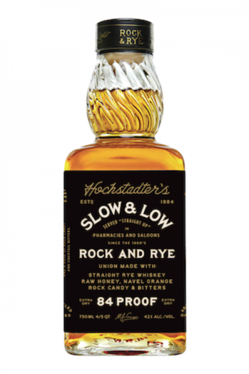 Hochstadter Slow & Low Rock and Rye 750ml