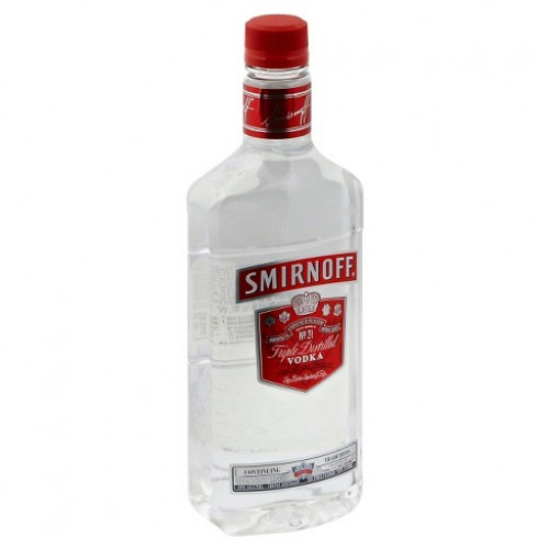 Smirnoff Vodka 80 Proof 750Ml
