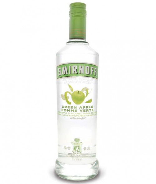 Smirnoff Green Apple Twist 1L