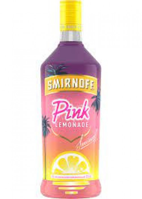 Smirnoff Pink Lemonade Vodka 1.75L