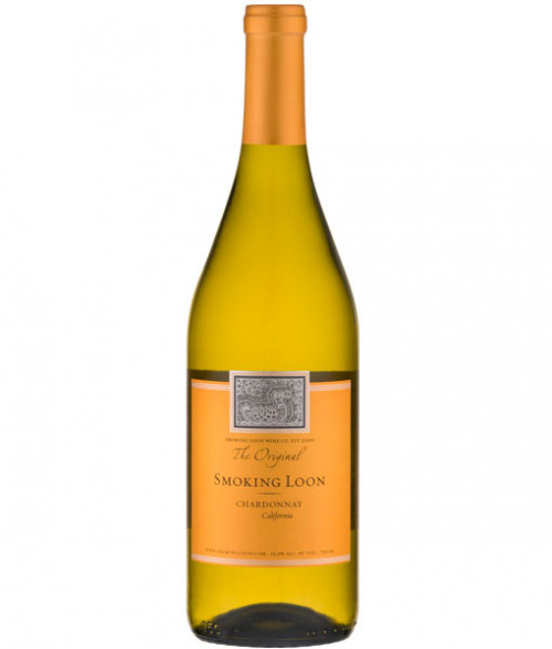 2018 Smoking Loon Chardonnay 750ml