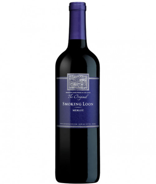 2017 Smoking Loon Merlot 750ml