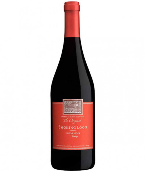 2017 Smoking Loon Pinot Noir 750ml