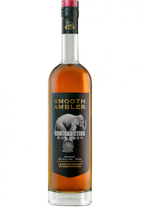Smooth Ambler Contradiction Bourbon 750ml