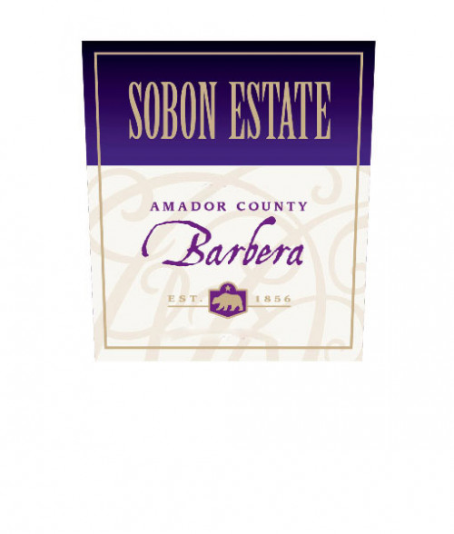 2018 Sobon Estate Barbera 750Ml
