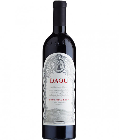 2017 Daou Soul Of A Lion 750ml