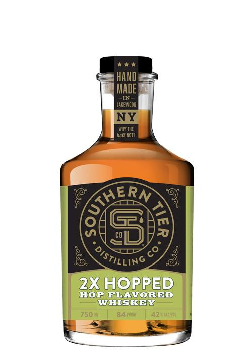 Southern Tier 2X Hopped Hop Flavored Whiskey 750ml