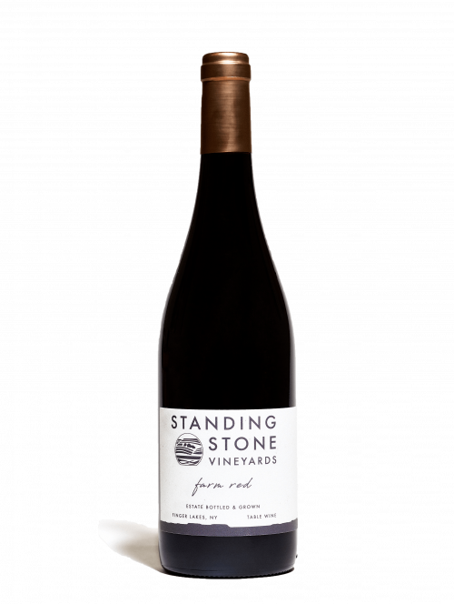 Standing Stone Farm Red 750ml