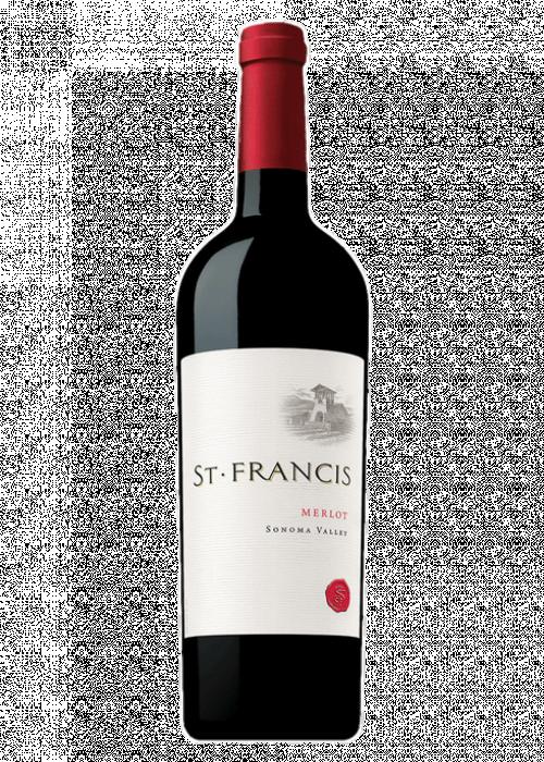 2016 St Francis Merlot 750ml
