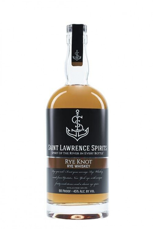 St Lawrence Rye Knot 750ml