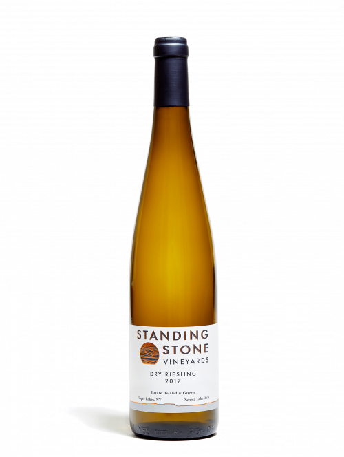 2017 Standing Stone Dry Riesling 750Ml