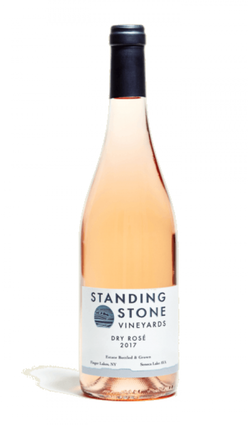 Standing Stone Rose Saperavi 750ml NV