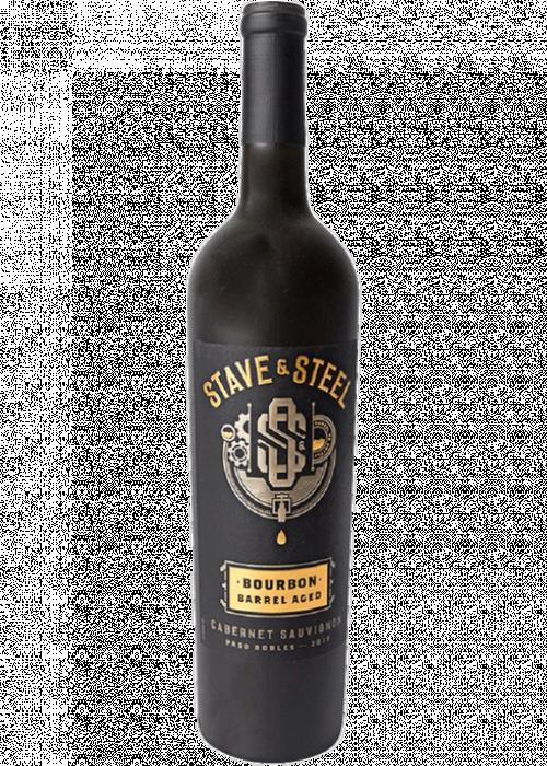 Stave & Steel Cabernet Sauvignon Bourbon Barrel 750ml NV