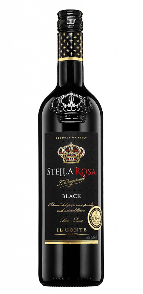 Stella Rosa Black 750ml NV