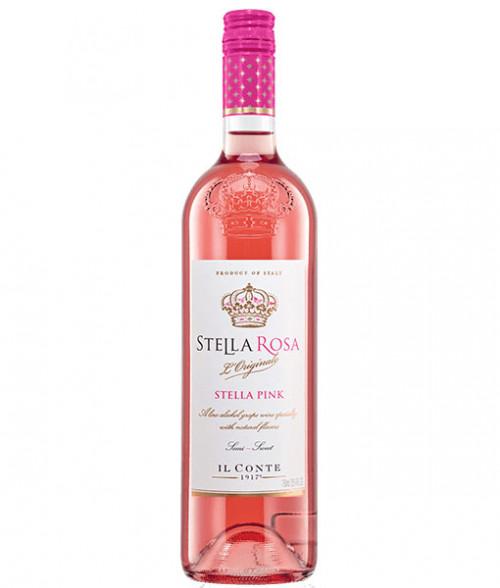 Stella Rosa Stella Pink 750ml NV