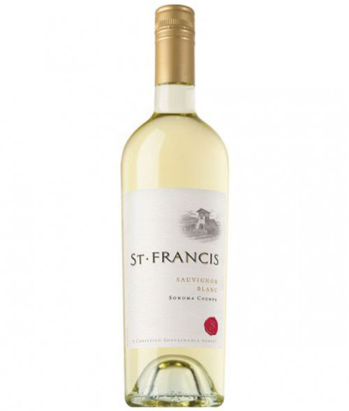 2018 St Francis Sauvignon Blanc 750ml
