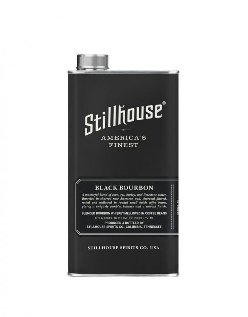 Stillhouse Black Bourbon 750ml
