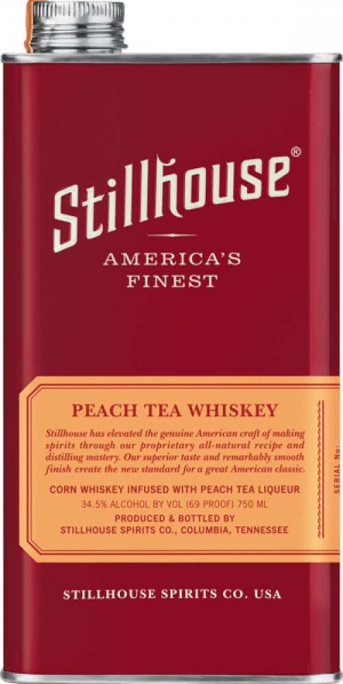 Stillhouse Peach Tea 750ml
