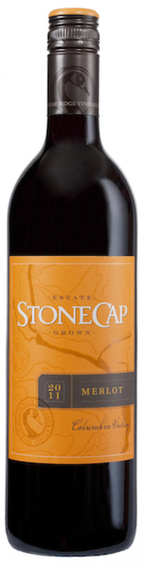 Stonecap Merlot 750Ml
