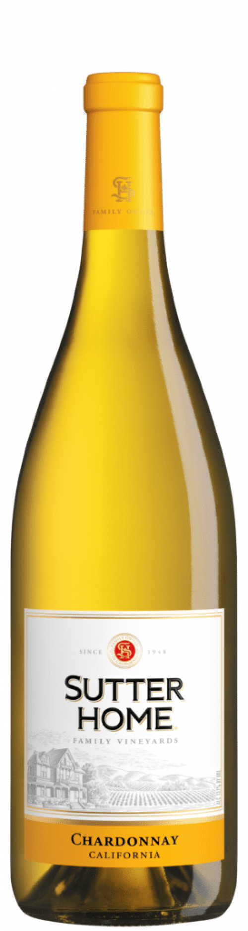 Sutter Home Chardonnay 750Ml NV