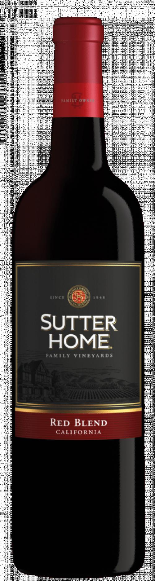 Sutter Home Red Blend 750Ml NV