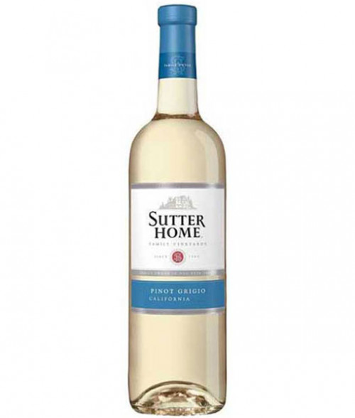 Sutter Home Pinot Grigio NV 750Ml