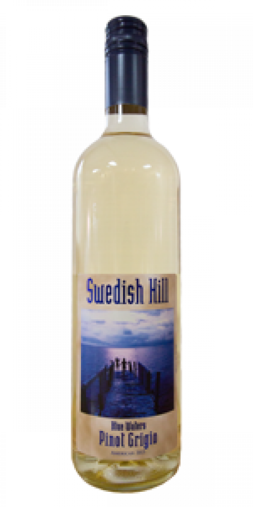 2017 Swedish Hill Blue Waters Pinot Grigio 750ml