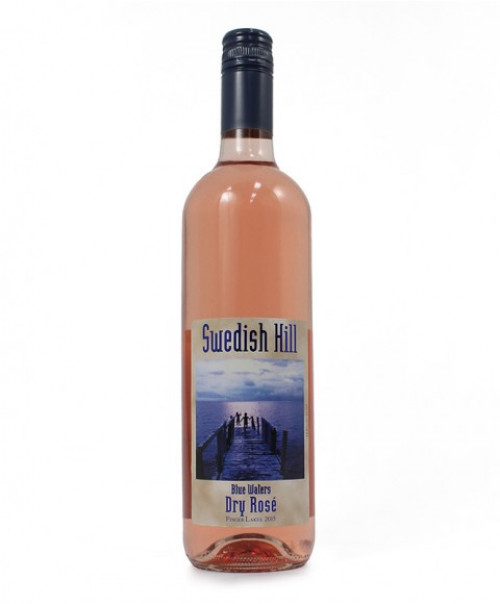 2017 Swedish Hill Blue Waters Dry Rose 750ml