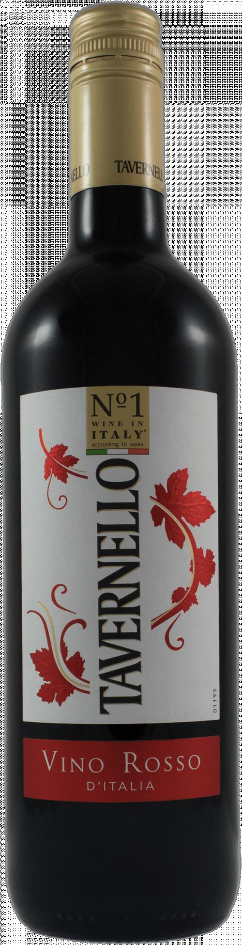 Tavernello Vino Rosso 750ml NV