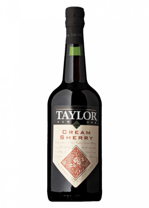Taylor Cream Sherry 750ml