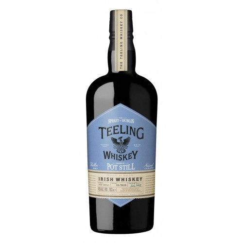 Teeling Single Potstill Irish Whiskey 750ml
