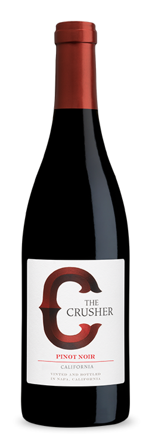 2018 Crusher Pinot Noir 750ml