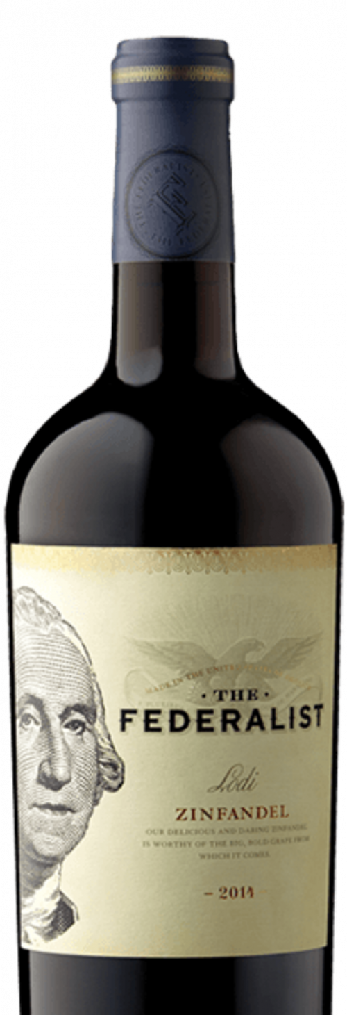 2016 The Federalist Zinfandel 750ml