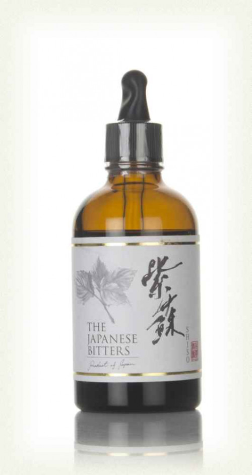 The Japanese Bitters Shiso 100ml