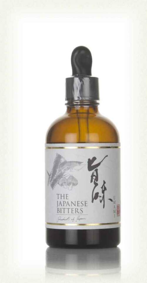 The Japanese Bitters Umami 100ml