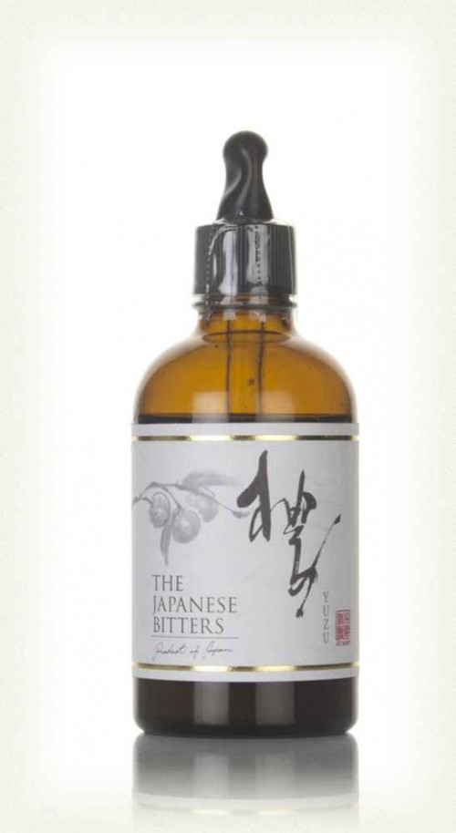 The Japanese Bitters Yuzu 100ml