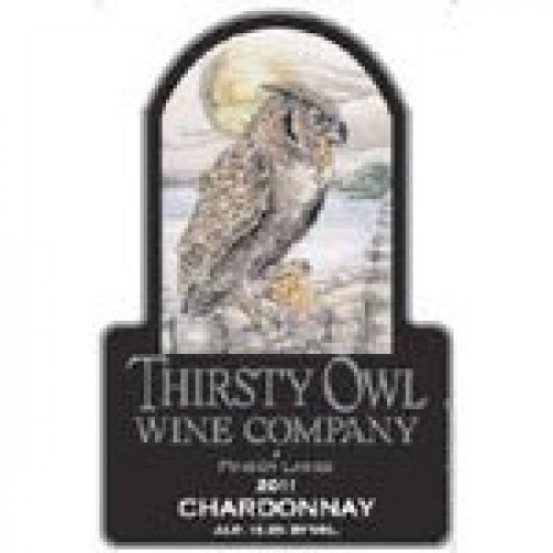 2018 Thirsty Owl Doyle Fournier Vineyard Chard 750Ml