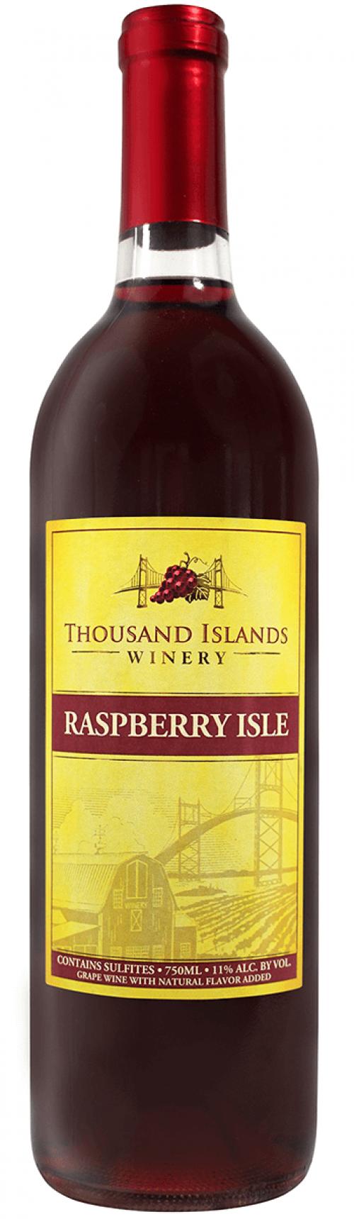 Thousand Islands Raspberry Isle 750ml NV
