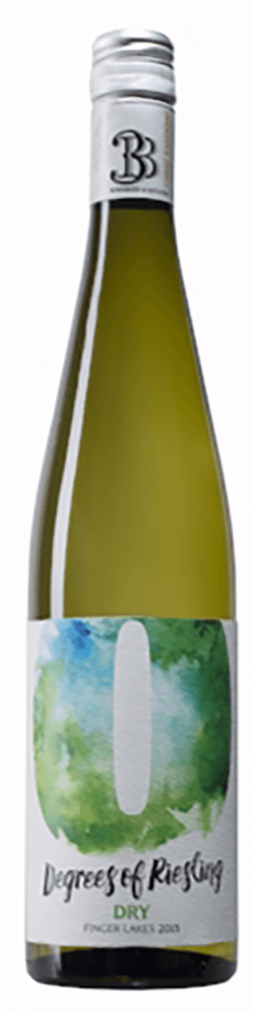 Three Brothers Zero Degree Dry Riesling 750ml NV