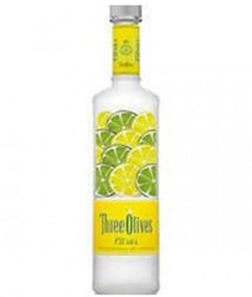 Three Olives Citrus Vodka 1L