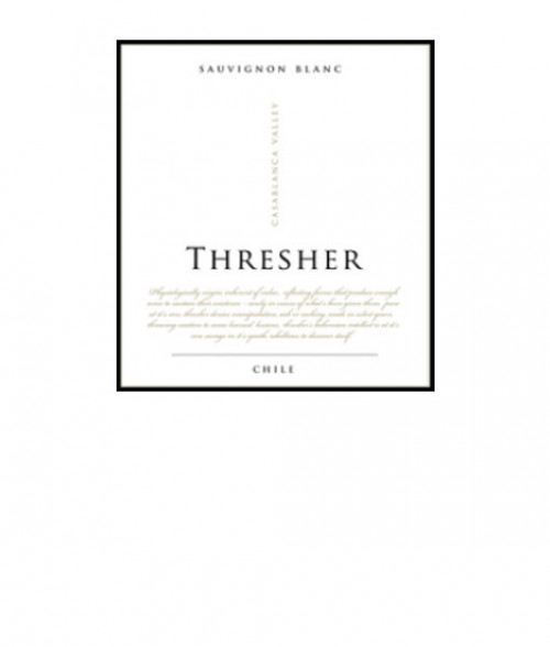 2019 Thresher Sauvignon Blanc 750ml